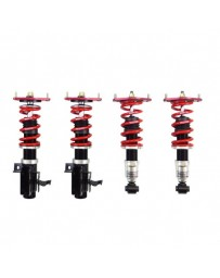 "Toyota GT86 RS-R 0.0""-1.6"" x 0.0""-2.0"" Sports Front and Rear Lowering Coilovers"