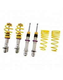 "370z KW Suspensions 0.8""-1.8"" x 0.2""-1.8"" V1 Inox-Line Front and Rear Lowering Coilover Kit"