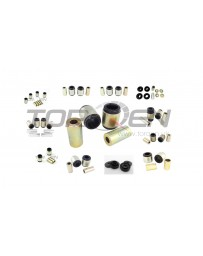 350z Whiteline Complete Bushing Kit