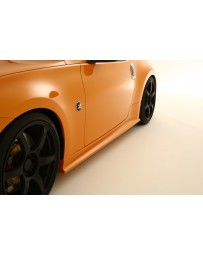 370z Zele Side Skirt Set FRP