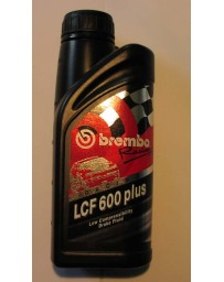 370z Brembo LCF 600 Plus Brake Fluid, 500ml Bottle