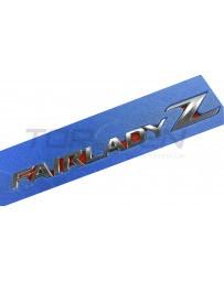 370z Nissan JDM Nismo Fairlady Z Emblem