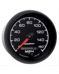 370z AutoMeter ES In-Dash Electronic Programmable Speedometer 160 MPH - 85.7mm