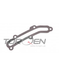 350z HR Nissan OEM Rear Timing Cover Oil Gallery Gasket, Lower Small
