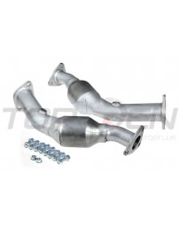 350Z HR Stillen Metallic Hi-Flow Catalytic Converters
