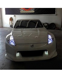 370z Oracle Lighting SMD White Dual Halo kit for Headlights