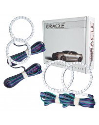 370z Oracle LightingSMD ColorSHIFT 2.0 Dual Halo kit for Headlights 2009-2014