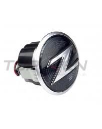 370z Nissan OEM Wing Turn Signal Side Emblem RH