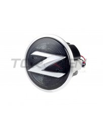 370z Nissan OEM Wing Turn Signal Side Emblem LH