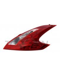 370z Nissan OEM Taillight Lens RH
