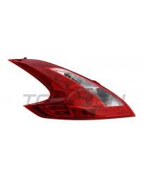 370z Nissan OEM Taillight Lens LH
