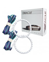 350z DE Oracle Lighting SMD ColorSHIFT-WiFi Halo Kit for Headlights