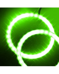 350z HR Oracle Lighting SMD Green Halo Kit for Headlights