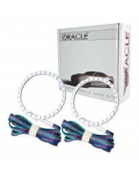 350z HR Oracle Lighting SMD ColorSHIFT Halo Kit for Headlights - Controller Included