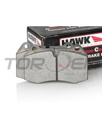 350z Hawk DTC-60 Front Brake Pads, Brembo