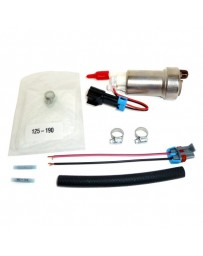 370z Walbro 485 Universal High Pressure Fuel Pump - Ethanol E85 450 LPH with Install Kit