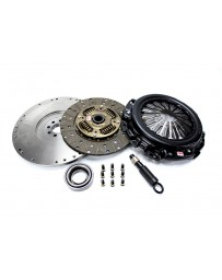 "350z DE Competition Clutch, Full Face Clutch and Flywheel Combo ""White Bunny"""