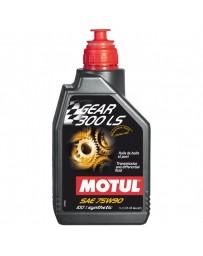 350z Motul GEAR 300 LS 75W90 Gear Oil GL-5 - 1 Liter