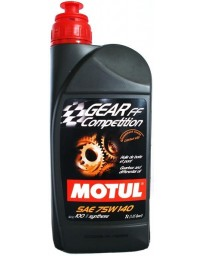 370z Motul GEAR COMPETITION 75W140 Gear Oil GL-5 - 1 Liter