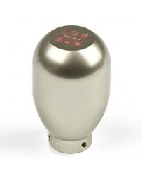 370z NRG Type R 42mm 5-Speed Titanium Shift Knob - Universal