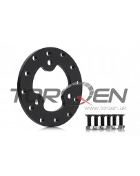 370z Worksbell GTC-R / Rapfix Racing 3 Holes - 6 Holes Converter Adapter
