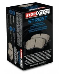 350z Stoptech Front Street Brake Pads for Stoptech ST-41 Calipers