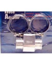 350z Sgear Radiator Hose Water Temperature Adapter, 38mm
