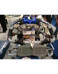 370z AAM Competition LHD Twin Turbo System - Turn Key