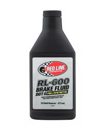 370z Red Line RL-600 Racing Brake Fluid - 16 oz