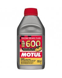 370z Motul RBF 600 Racing Brake Fluid DOT 4