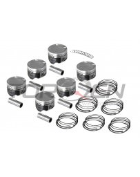 370z Wiseco Piston Set, 96mm 9:1 Compresion