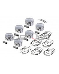 370z JE Piston Set - 10:1 - 95.5mm