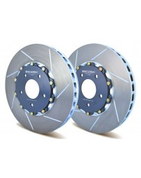 EVO 8 & 9 Girodisc 2-Piece Replacement Rear Rotors