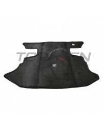 350z Nissan OEM Rear Trunk Mat / Carpet - Coupe
