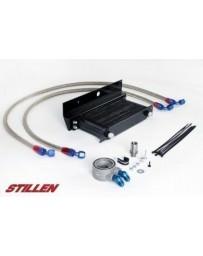 350z Stillen Gold Series Oil Cooler Kit, 19 Row