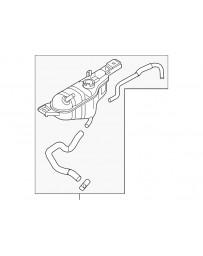 370z Nissan Engine Coolant Reservoir EXPANSION TANK