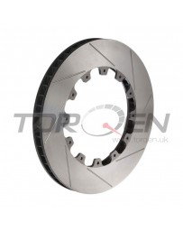 370z AP Racing Slotted Rotor, LH Driver Side - 14.25""