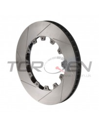 370z AP Racing Slotted Rotor, RH Passenger Side - 14.25""