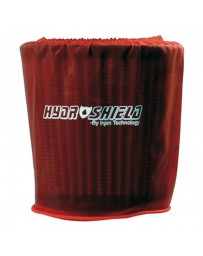 350z Injen HydroShield Pre-Filter / Filter Sock Red- Pair of 2