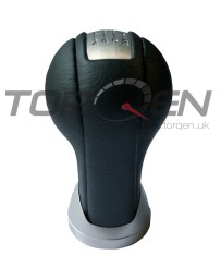 350z Nissan OEM Shift Knob with Silver Trim