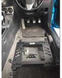Planted Seat Bracket- Mazda 3 / MazdaSpeed 3 (2010-2013) - Passenger / Left