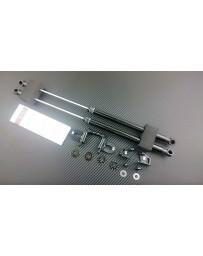 Nissan GT-R R35 P2M Engine Hood Damper, Black Series