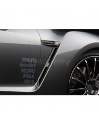 Nissan GT-R R35 Tommy Kaira Front Fender Finishers