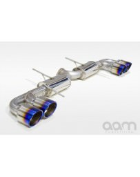 Nissan GT-R R35 AAM Competition Premium Sports Exhaust V2