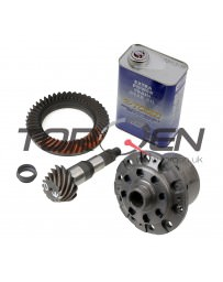 350z HR Tomei Technical Trax Advance HA Prokit LSD with 3.9 Final Gear Kit