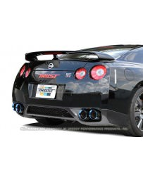 Nissan GT-R R35 Greddy Power Extreme Exhausts System