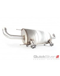 QuickSilver Exhausts Aston Martin Rapide Sport Rear Section (2010 on)