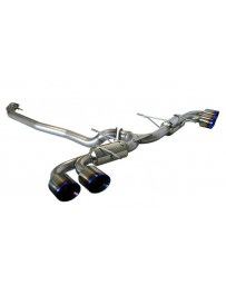 Nissan GT-R R35 Tanabe Medallion Touring Catback Exhaust
