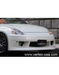 350z Vertex Roadster Front Bumper