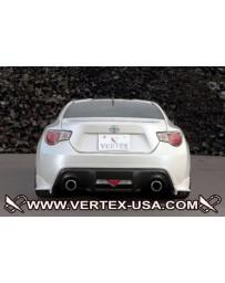 Toyota GT86 Vertex REAR DIFFUSER